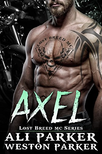 Axel:The lost breed book 2 review