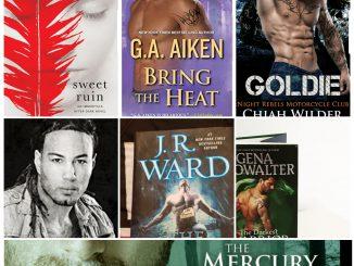 August TBR Romance Book List