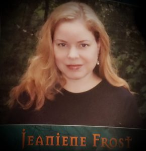 Paranormal Author Jeaniene Frost