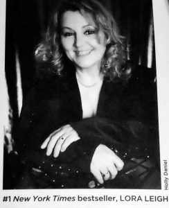 Paranormal Author Lora Leigh