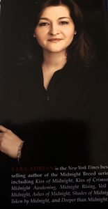 Paranormal Author Lara Adrian